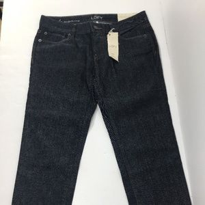 Ann Taylor LOFT Crop Jeans Womens Dark Wash 27/4P